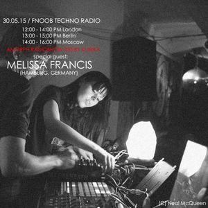 Klinika - Amorph Radioshow 035 With Melissa Francis (30.05.2015)