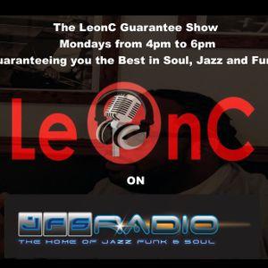 LeonC Guarantee Show 3rd May 2019