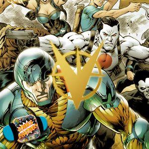 Comicsdiscovery S01E24: Valiant Comics