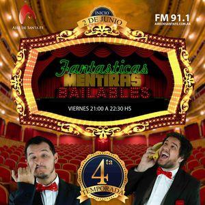 FMB. Sexto Show. 4° Temporada. Chento, El Mágico mundo de María Eugenia & Móvil Jarrita del sabor