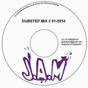 J.A.M. > Ez Does It > Deep Dubstep Mix > Dec '09
