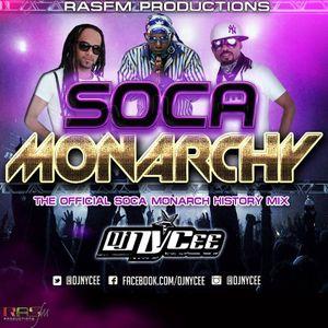 RAS FM PRESENTS - SOCA MONARCHY - THE HISTORY