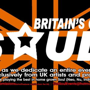 tru spinna presents britain 39 s got soul 2013 by bounce. Black Bedroom Furniture Sets. Home Design Ideas