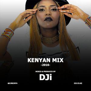2016 Kenyan Mix [@DJiKenya]