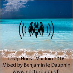 Deep House Mix June 2016