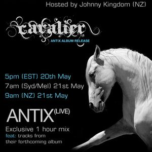 Beat Therapy 008 - Special guest mix by ANTIX (1st hour) (JK 2nd hour)