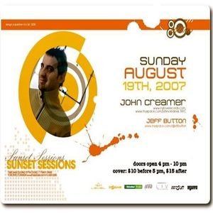 JB003 - Live @ Sunset Sessions Opening Set for John Creamer (2007)