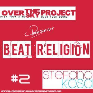 BEAT RELIGION select STEFANO KOSA