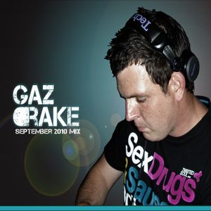 Gaz Drake - September 2010 mix