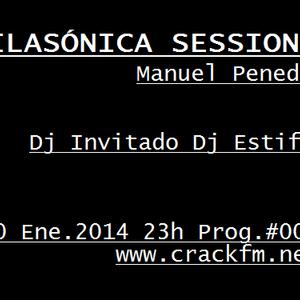 Vilasónica Sessions Prog. #005 by Dj Estife