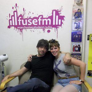 Hattie's Happy Hour on Fuse FM 19/10/11