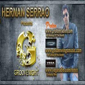 GROOVENIGHT Episode 329 Part 2 (March 2014) By Hernan Serrao