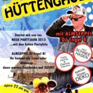 Hüttengaudi 2k13 mit DJ Bundy im Römer Steinpleis :)