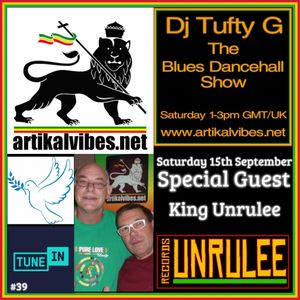 Roots Rebels. King Unrulee & Tufty G