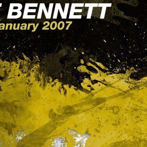 Jeff Bennett In Da Mix January 2007
