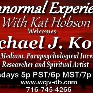 Paranormal Experiences with Kat Hobson 20151216