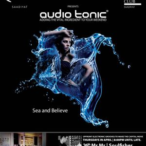 Soulfisher live @ Sea Lounge audio tonic 26.04.12