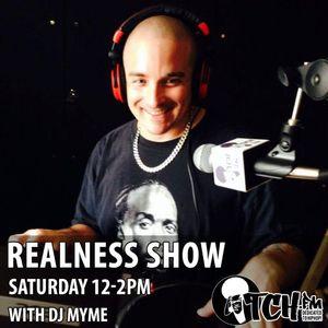 DJ Myme - The Realness Show 115