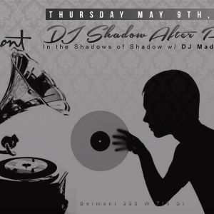 DJ Shadow (All Basses Covered Tour) Afterparty
