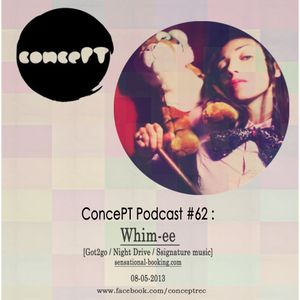 ConcePT Podcast #62: Whim-ee