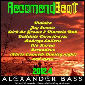ALEX&ER BASS (2012.4) RecomendBeat