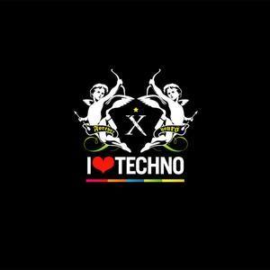 I LOVE TECHNO VOL. 38 MIXED BY D3V1D D7