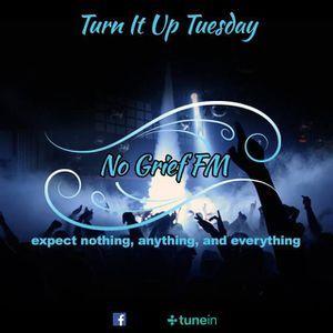 Ricky Carlin - Amazing Tech House - No Grief FM - 25.04.2017