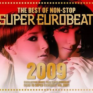 The Best Of Non-Stop Super Eurobeat 2009  (Disc 1)