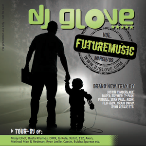 DJ Glove - Future Music vol. März 2009