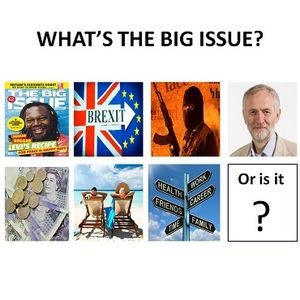 What's the Big Issue - Paul McMahon - 31st July 2016
