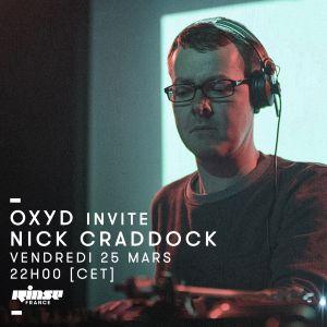 Oxyd Invite Nick Craddock