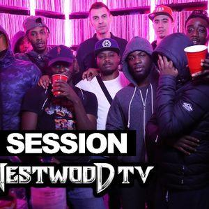 86 freestyle - Westwood Crib Session