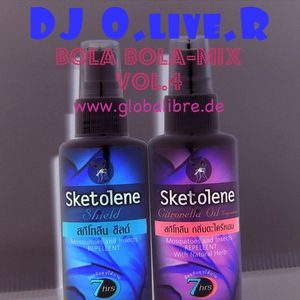 DJ O.live.R - BOLA BOLA-Mix Vol.4