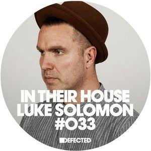Luke Solomon - In Their House #33 [05.13]