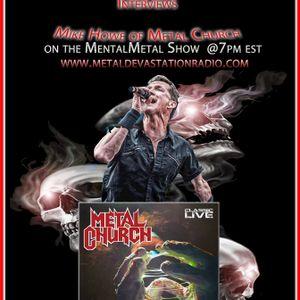 Dj Metalgod Interviews Mike Howe of Metal Chruch