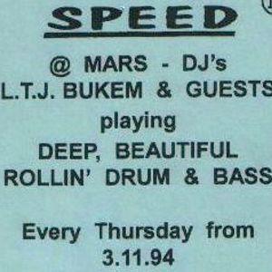 Sound of Speed (1994 - 1996 Drum & Bass mix)