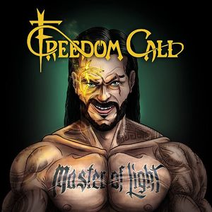 Freedom Call - Master Of Light (Limited Edition) (2016-Preview)