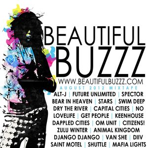 Beautiful Buzzz - August 2012 Mix