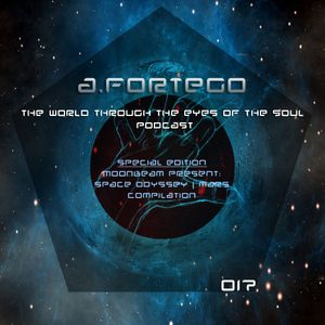 A.Fortego - The World Through The Eyes Of The Soul [View 017] Space Odyssey | Mars