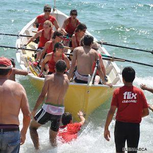 Resultats  del Club Nàutic Flix a la regata de Badalona.