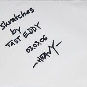 Heavy Birthday Bash with skratches by Fast Eddy - 2006