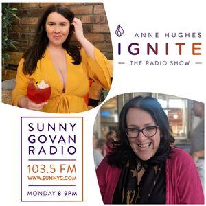 Ignite with Anne Hughes 17/06/2019