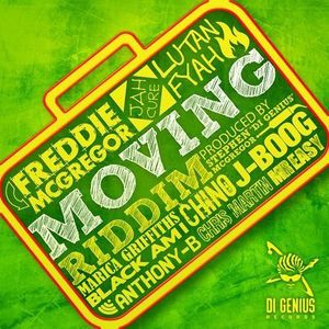 Moving Riddim Mix Promo (Di Genius Records-Septembre 2012) - Selecta Fazah K.