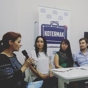 """""""Суспільство LIVE"""" з Роксоланою Буяк. Розмова про Форум """"Синергія влади і громади"""" в Дрогобичі."""