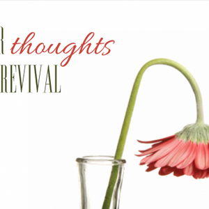 AM: How Our Thoughts Affect Revival - Audio