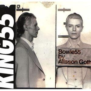 BOWIE55 - Mixtape King55 by Alisson Gothz