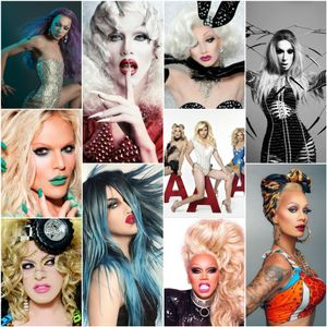 Mikey's Ultimate Drag Megamix