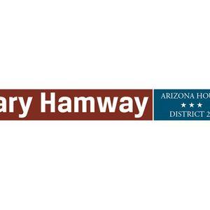 Hair on Fire News Talk Radio/Guest Mary Hamway