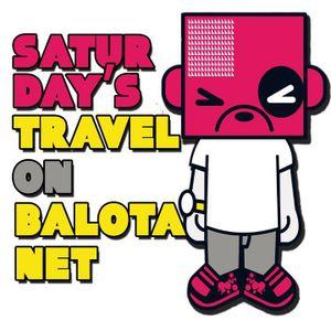 Creative Beats - Saturday's Travel #16