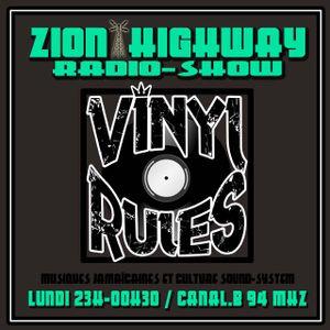 Zion Highway Radio-Show / Tr3lig / Uncle Geoff / Enora / Oct